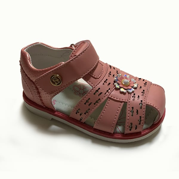 Kingbo DRX-SG07 zapatos de sandalias deportivas para mozas de moda para nenos para o verán barato personalizado