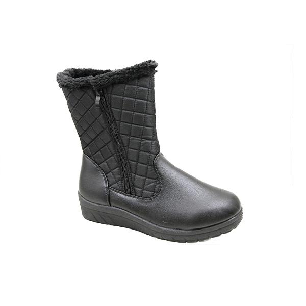 kingbo KB-IUL05 2020 New design ladies leather boots women